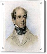 Thomas Moore (1779-1852) Acrylic Print