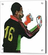 Thomas Nkono Acrylic Print
