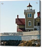 Three Brothers Island Light Station Acrylic Print