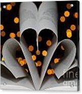 Three Hearts Acrylic Print