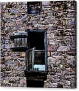 Three Windows Acrylic Print