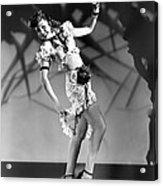 Thrill Of Brazil, Ann Miller, 1946 Acrylic Print by Everett