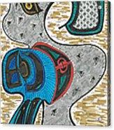 Thunder Goose Acrylic Print