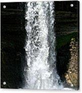 Thunder Water Acrylic Print