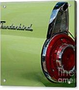 Thunderbird 1 Acrylic Print
