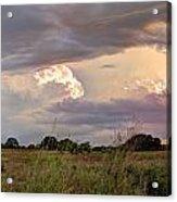 Thunderclouds Acrylic Print