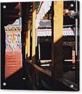 Tibet Potala Palace 7 Acrylic Print
