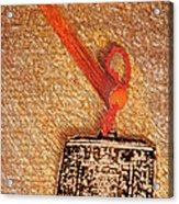 Tibetan Mandala  By Jrr Acrylic Print