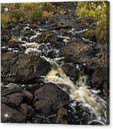 Tidga Creek Falls 3 Acrylic Print