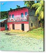 Tienda Las Brisas Acrylic Print
