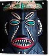 Tiki Mon Acrylic Print