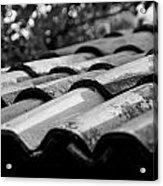 Tiles Details Acrylic Print