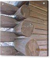 Timbers Acrylic Print
