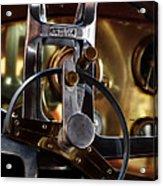 Time Machine 1922 Acrylic Print