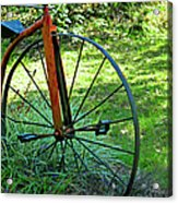 Times Gone By Acrylic Print