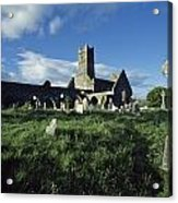 Timoleague Abbey, Co Cork, Ireland 13th Acrylic Print