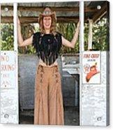 Tina Loy 650 Acrylic Print