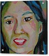 Tina Acrylic Print