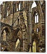 Tintern Abbey 10 Acrylic Print
