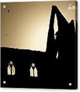 Tintern Abbey Acrylic Print