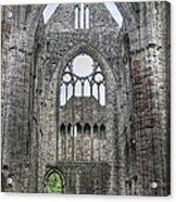 Tintern Abbey-wales Acrylic Print