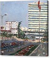 Tirana Acrylic Print