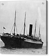 Titanic: The Carpathia, C1912 Acrylic Print