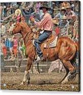 Tj Thompson Jordan Valley 2012 Acrylic Print