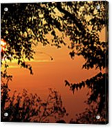 Tn Sunrise Acrylic Print