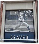 Tom Seaver 41 Acrylic Print