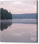 Tom Thomson Lake Vista Acrylic Print by Chris Hill