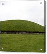 Tomb Group - Knowth - Ireland Acrylic Print