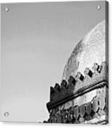 Tomb In India Acrylic Print