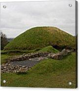 Tomb - Knowth - Ireland Acrylic Print