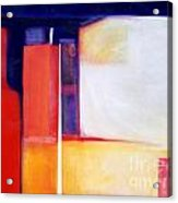 Too Loose Lautrec Acrylic Print