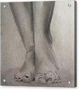 Tootsies Acrylic Print