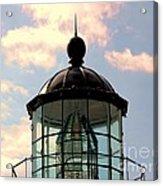 Top Of Bonita Lighthouse Acrylic Print