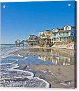Topsail North End Acrylic Print