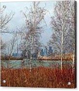 Toronto Skyline 14 Acrylic Print