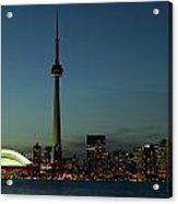 Toronto Skyline, Toronto, Ontario Acrylic Print