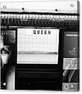 Toronto Subway Acrylic Print