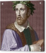 Torquato Tasso (1544-1595) Acrylic Print
