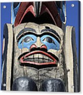 Totem Pole 8 Acrylic Print