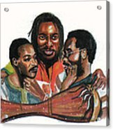 Toure Kunda Acrylic Print