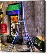 Tower For Sale Acrylic Print