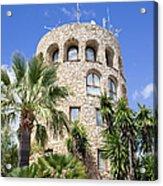 Tower In Puerto Banus Acrylic Print