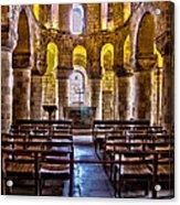 Tower Of London Chapel Acrylic Print