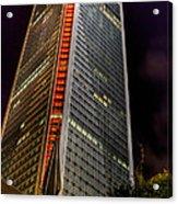 Tower Of Power Acrylic Print