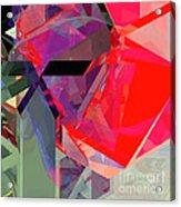 Tower Poly 20 Acrylic Print