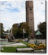 Tower Trelleborg Acrylic Print